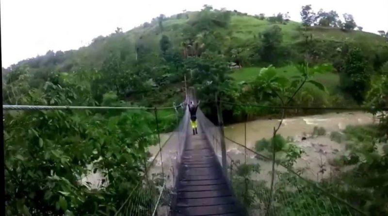 Die Philippinen im Video - Besuch von Dorf und Berg Palaopao in Bukidnon