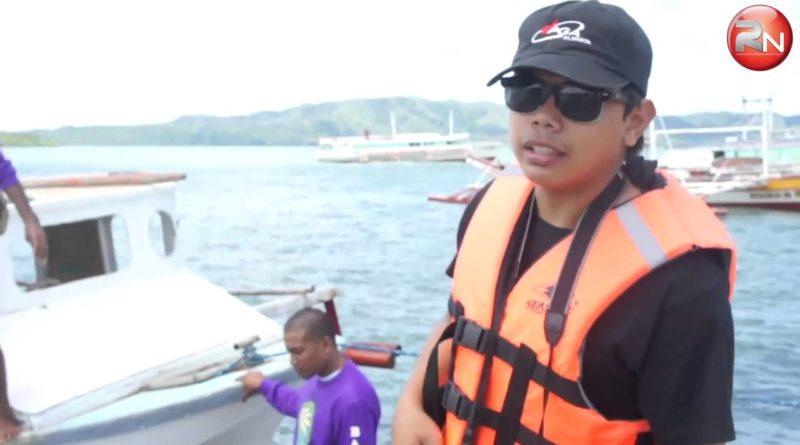 Die Philippinen im Video - Besuch im Looc Bay Meereschutzgebiet in Looc, Tablas, Romblon