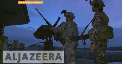 Die Philippinen im Video - Al Jazeera berichtet über die Navy Seals auf dem See Lanao, bei der Stadt Marawi, in Lanao del Sur auf der Insel Mindanao