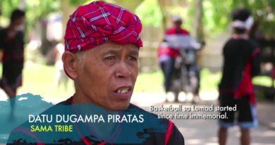 Die Philippinen im Video - Die Insel Samal und ein ungewöhnliches Sportereignis
