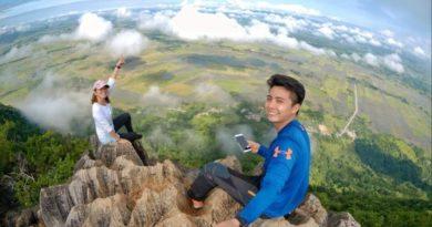 Die Philippinen im Video - Ausflug zum Berg Capistrano und zum Dahilayan Park