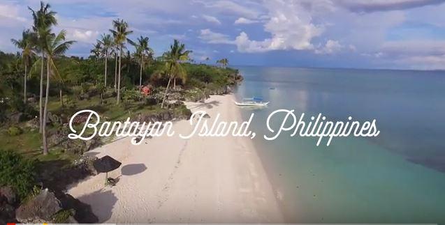 Die Philippinen im Video - Impressionen von der Insel Bantayan im Norden von Cebu