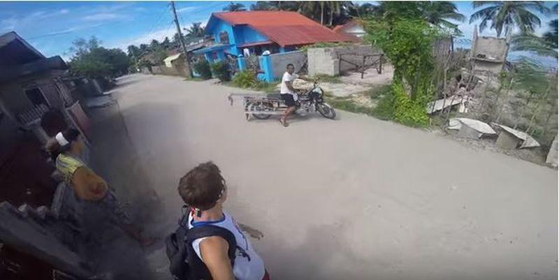 Die Philippinen im Video - Auf der Insel Capul, Northern Samar