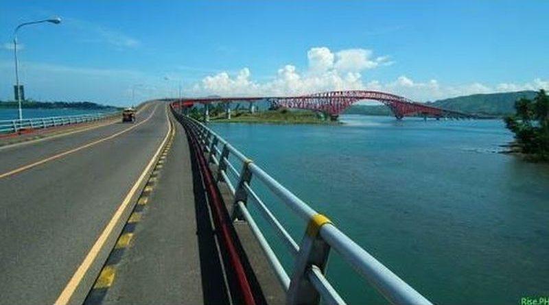 Die Philippinen im Video - Mit dem Motorrad über die San Juanico Brücke