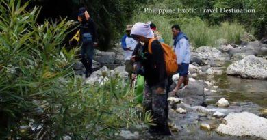 Die Philippinen im Video - Wanderung zum Wald von Sicalao in dem Dorf Lasam, in der Provinz Cagayan