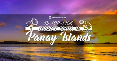 Die Philippinen im Video - Die 15 Top-Touristenziele auf der Insel Panay in den westlichen Visayas