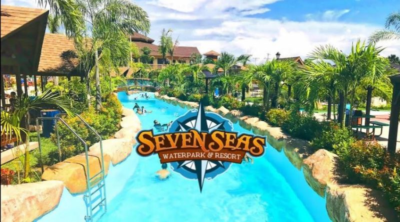 Die Philippinen im Video - Wasserthemenpark Seven Seas Eröffnung in Opol, Misamis Oriental