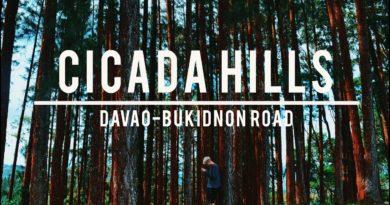 Die Philippinen im Video - Impressionen von den Cicadia Hills auf der Strasse in Buda in der Bergregion zwischen Bukidnon und Davao.