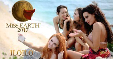 Die Philippinen im Video - Miss Earth Iloilo 2017