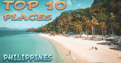 Die Philippinen im Video - Meine 10 liebsten Touristenziele in den Philippinen