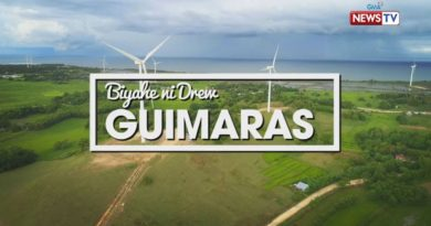 Die Philippinen im Video - Drew in Guimaras