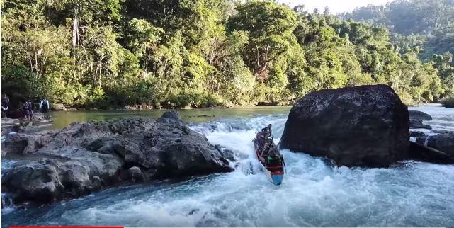 Die Philippinen im Video - Torpedoboote sind das Coolste in Samar und ein Abenteuer