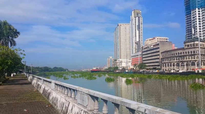 Die Philippinen im Video - Stille Pfade am Pasig Fluss