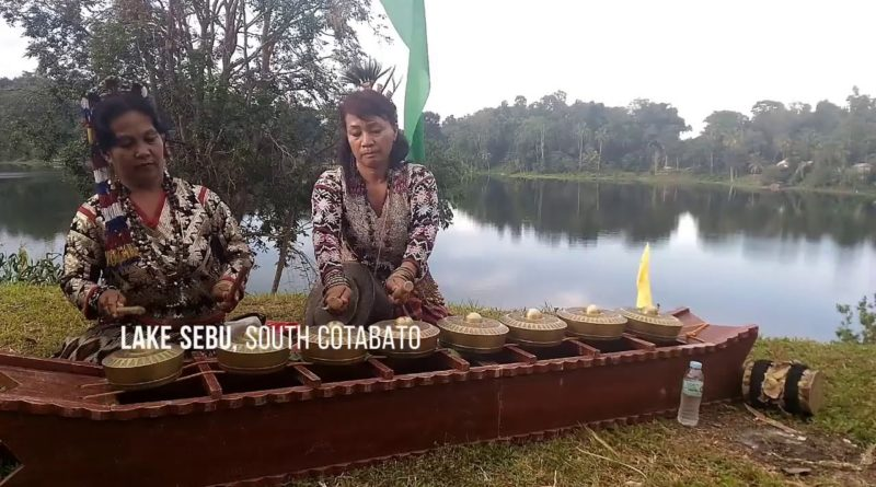 Die Philippinen im Video - Musik der Tboli am Lake Sebu in South Cotabato