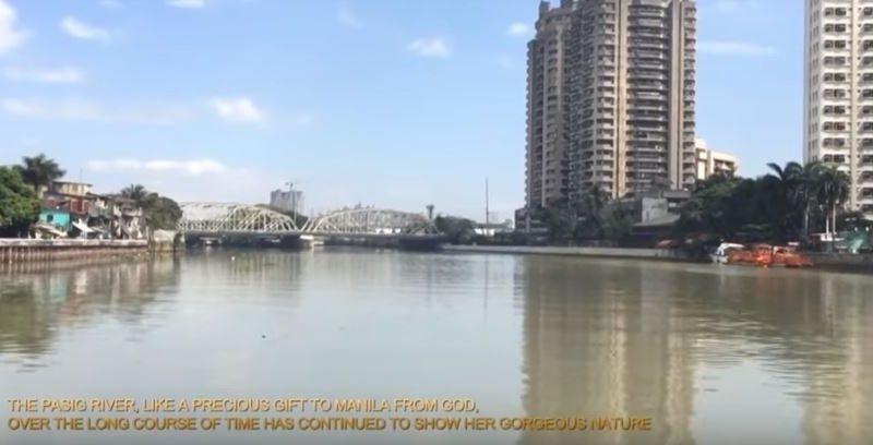 Die Philippinen im Video - Die Zukunft des Pasig Flusses
