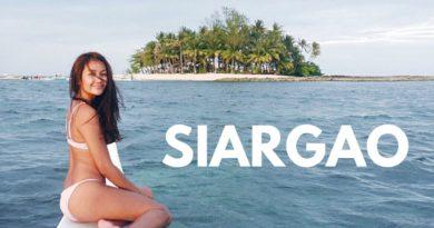Die Philippinen im Video - Geburtstag und Surfen auf Siargao in Surigao del Norte