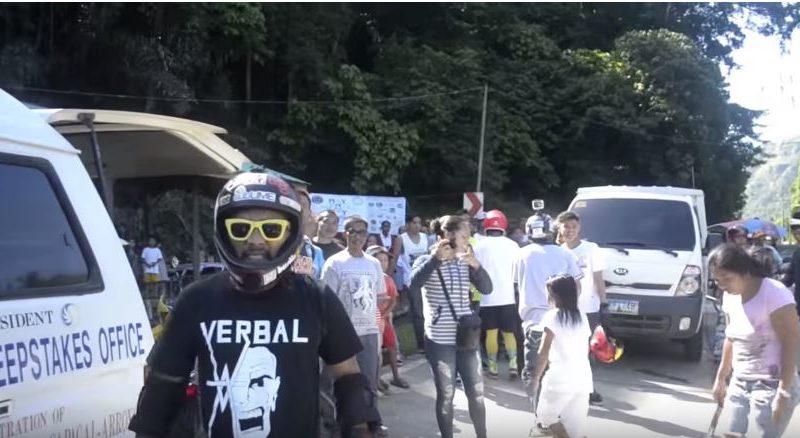 Die Philippinen im Video - Mayday 2017 - Skating in Maltibog