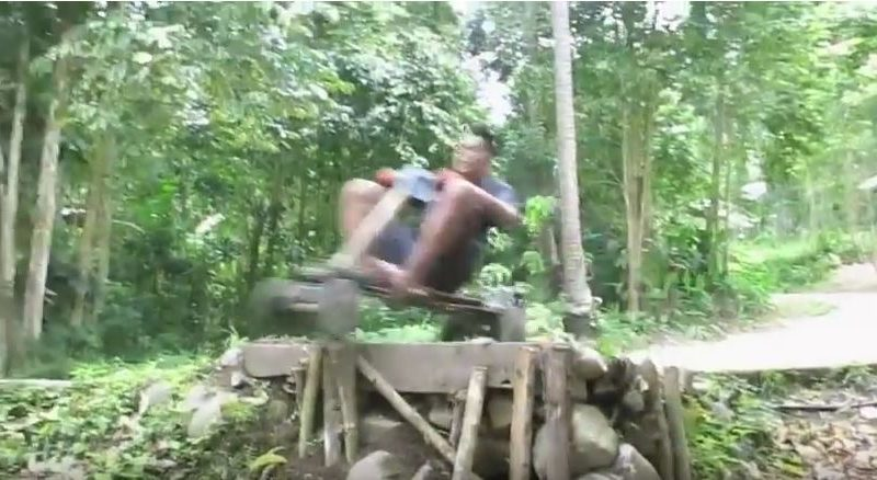 Die Philippinen im Video - Filipino Go-Karts - Ligiron