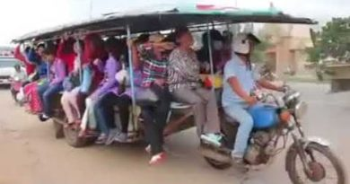 Die Philippinen im Video - Tricycle als Jeepney - nur in den Philippinen