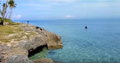 Die Philippinen im Video - An den Stränden von Laguindingan