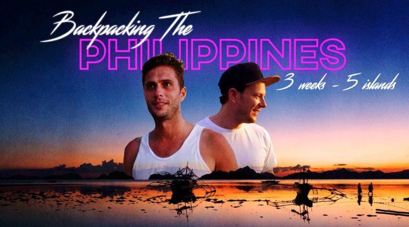 Die Philippinen im Video - Backpacking in den Philippinen - 3 Wochen - 5 Inseln
