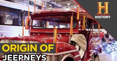 Die Philippinen im Video - Eine Erklärung über die Herkunft der Jeepneys