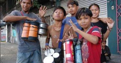 Die Philippinen im Video - Badjao der Philippinen - Seezigeuner