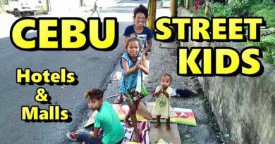 Die Philippinen im Video - Straßenkinder, Hotels & Malls von Cebu