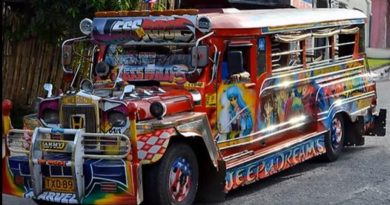 Die Philippinen im Video - Jeepneys in den Philippinen