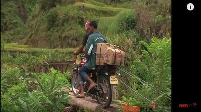 Die Philippinen im Video - Auf der Geisterstraße zwischen Bontoc und Tabuk