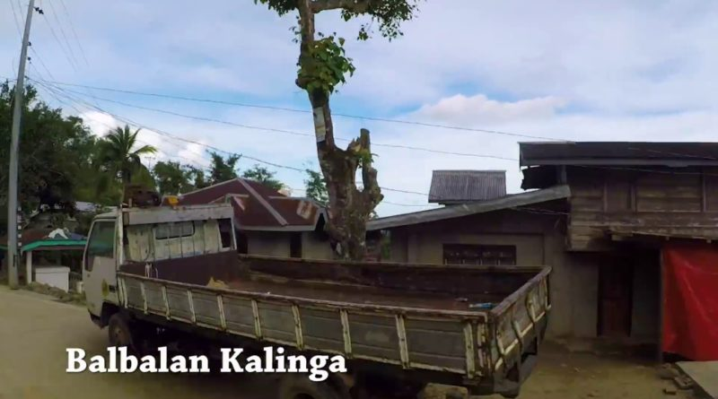 Die Philippinen im Video - Fahrt von Tabuk in Kalinga nach Bangued in Abra