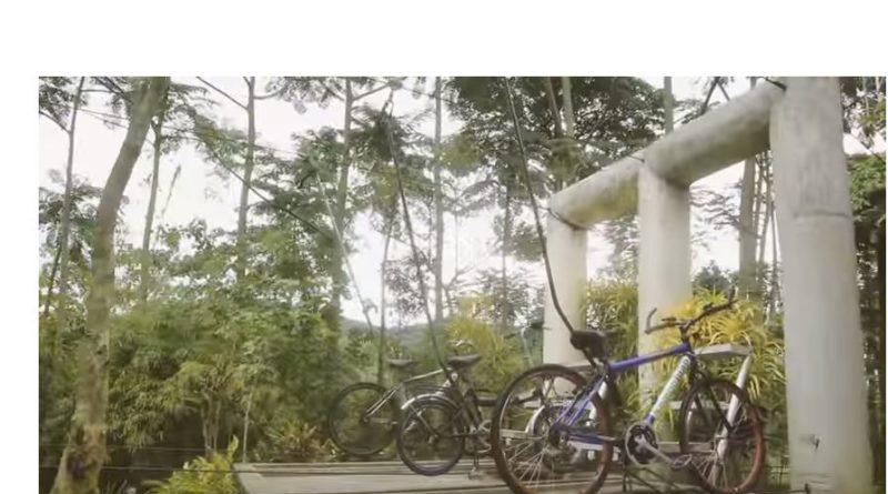 Die Philippinen im Video - Freizeit Eco-Park Kampo Juan in Manolo Fortich in Bukidnon