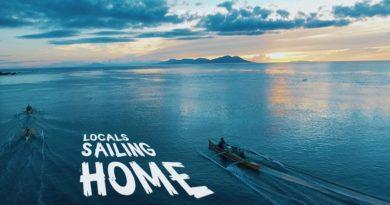 Die Philippinen im Video - Ankunft mit einer Banca in Mindanao von der Insel Limawasa