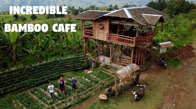 Die Philippinen im Video - Geschwister betreiben ein umweltfreundliches Café in Lantapan, Bukidnon