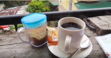 Die Philippinen im Video - Frühstück in Sagada