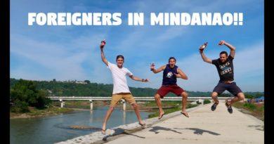 Die Philippinen im Video - Ängstliche Ausländer bereisen Northern Mindanao.