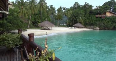 Die Philippinen im Video - Pearl Farm Beach Resort Samal