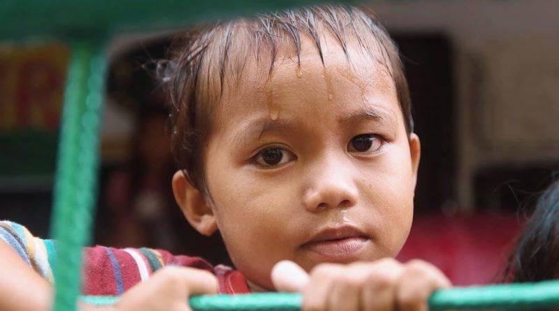 Die Philippinen im Video - Hilfe für die Armen von Cebu City