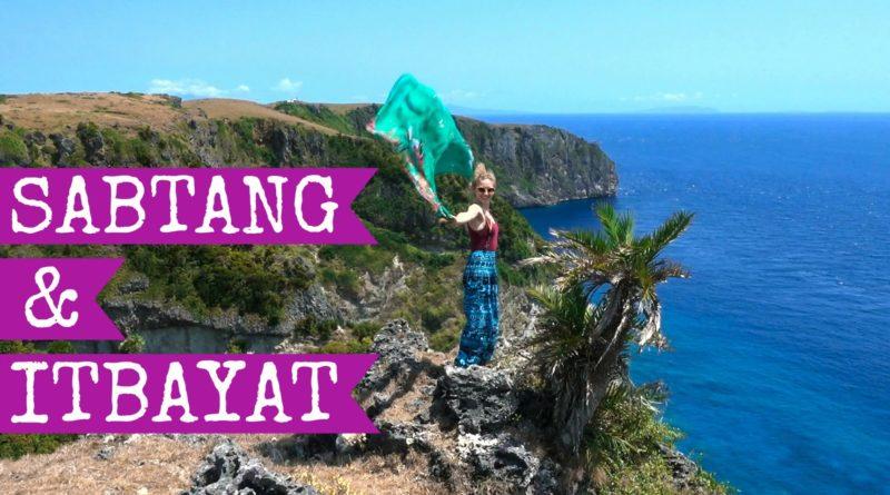 Die Philippinen im Video - Ausflüge nach Itbayat und Sabang in der Batanes Inselgruppe