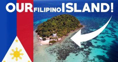 Die Philippinen im Video - Leben auf der Privatinsel Camtimbuhan