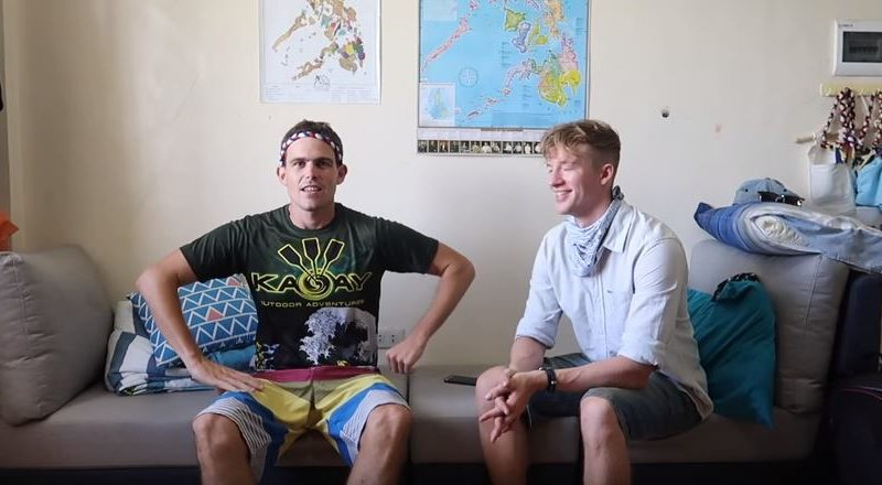 Die Philippinen im Video - Finn Snow besucht Kyle Jennermann