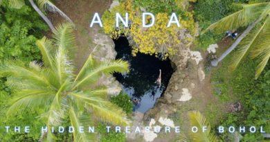 Die Philippinen im Video - Anda - der versteckte Schatz von Bohol
