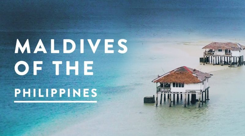 Die Philippinen im Video - Manjuyod Sandbank in Negros Oriental