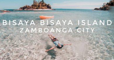 Die Philippinen im Video - Die Insel Bisaya von Zamboanga