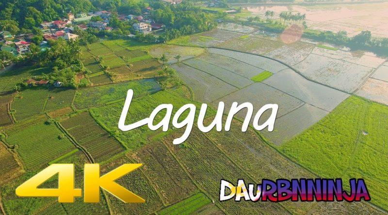 Die Philippinen im Video - Lufaufnahmen von Paagahan in Laguna