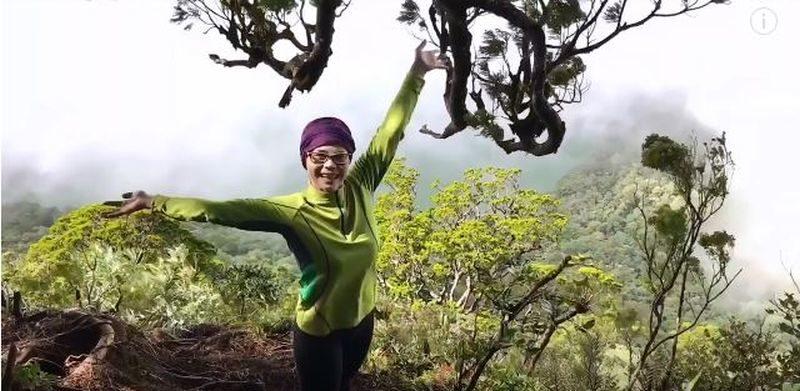 Die Philippinen im Video - Jahresendbesteigung des Vulkans Talinis in Negros Oriental