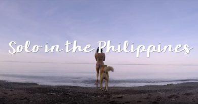 Die Philippinen im Video - Alleinreisend in Donsol bei den Walhaien