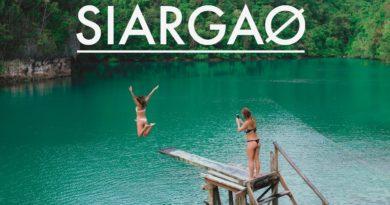 Die Philippinen im Video - Sugba Lagune auf Siargao
