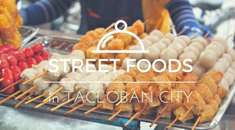 Die Philippinen im Video - Essen auf der Strasse in Tacloban