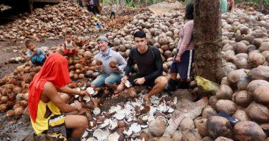 """Die Philippinen im Video - Alle etwas """"nuts"""" wegen """"Coconuts"""""""